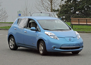 Nissan Leaf (AJM CCUSA)