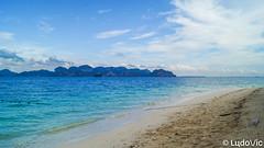 Plage de rêve (Lцdо\/іс) Tags: lцdоіс koh poda island isle île plage beach blue dream rêve thailande thailand travel trip thailandia thaïlande voyage bleu andaman krabi aonang sea mer nature