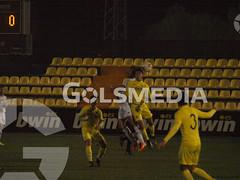 Villarreal CF C 1-0 CD Buñol (05/12/2017), Jorge Sastriques