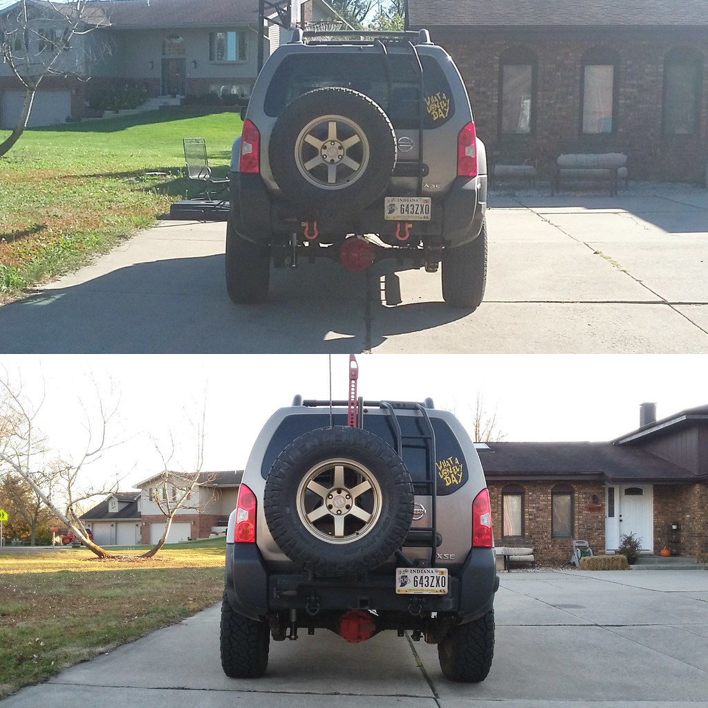 The Worlds Most Recently Posted Photos Of Nissan And Xt Flickr Xtrail Offroad Modified Tire Arm 2 Brokefoot Tags Xterra Off Road Hardcore