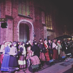 #project365 #day349 (gabrielgs) Tags: kerstmarkt christmas kerst choir song dickinson rijswijk christmasfair project365