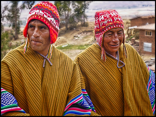 Misminay, The Sacred Valley, Peru - 2017.