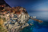 Manarola Day to Night (Jacob Surland) Tags: activity ambience ambientlight architecture art bathing beautiful blue bluehour bluesky boat boats building calm caughtinpixels cinqueterre clouds colors compressedtime country day daytonight dusk elevatedview evening fineart fineartphotography fishingboat highrise highangleview italy jacobsurland landscape light longexposure manarola mood moody night oldbuilding peaceful perspective relaxing summer time tourism transport transportion travel traveldestination travelandtourism twillight warmlight water