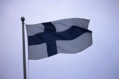 100 Years of Independence - Happy Birthday, Finland!! (Tarja J) Tags: finland flag independenceday