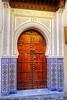 Fez, Morocco - Nov 2017 (Keith.William.Rapley) Tags: fez fes morocco rapley keithwilliamrapley 2017 nov november africa islamicart moorish moorishart moorishdesign fezmedina oldtown medina arch door woodendoor