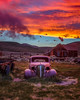 Brilliant Sunset Over Rusty 1937 Chevy (Jeffrey Sullivan) Tags: sunset 1937 chevy rusty abandoned car weather bodie state historic park night photography workshop eastern sierra bridgeport california usa nature landscape canon 5dmarkiii photo copyright 2013 june jeff sullivan monocounty ruraldecay wwwjeffsullivanphotographycom