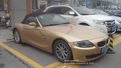 BMW Z4 E85 01 China 2017-04-06 (NavDam84) Tags: bmw z4 e85 z4e85 bmwz4 bmwe85 bmwz4e85 convertible carsinshanghai carsinchina vehiclesinshanghai vehiclesinchina
