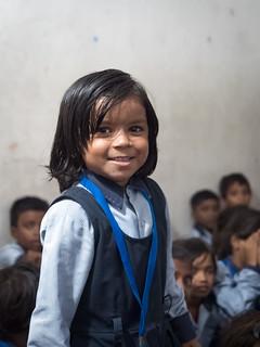 Portrait d'enfant...Shantindia