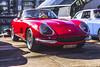 1967 Ferrari 265 GTB4 (Leighton Wallis) Tags: sony alpha a7r mirrorless ilce7r 55mm f18 emount sydney pyrmont carsandcoffee 2017 ferrari red 265 gtb gtb4