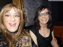October 2017 - Hull (Girly Emily) Tags: crossdresser cd tv tvchix trans transvestite transsexual tgirl tgirls convincing feminine girly cute pretty sexy transgender boytogirl mtf maletofemale xdresser gurl glasses hull nightout dress propaganda