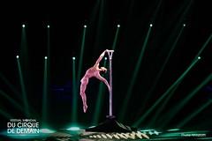 FMDCDD_B_8328 (Mixatom) Tags: demain festival cirquephénix cirque circus zirkus circo cabaret kabaret paris acrobate acrobat akrobat equilibrist diabolo straps aerialstraps juggling jonglerie jongleur juggler gymnastique gymnastic gymnaste gymnast ribbon burlesque clown standingovation rope cordelisse mâtchinois chinesepole paaldans poledance contorsionniste contortionist contorsion contortion duo corde cerceau ring hoop hulahoop handstand handtohand mainàmain cyrwheel germanwheel roueallemande rouecyr trapeze porteurparallèle magnetopus planchecoréenne teeterboard sangle vélo bicycle bike wire fildefer nikon canon tamron sigma