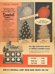 GE 1959 sales flyer p1 (JeffCarter629) Tags: generalelectricchristmas gechristmaslights gechristmas ge generalelectric generalelectricchristmaslights christmas christmaslights c6 c9 c7 1959
