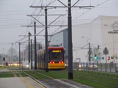 """Pesa 128N """"Jazz-Duo"""", #3602, Tramwaje Warszawskie (transport131) Tags: tram tramwaj pesa 128n jazzduo tw warszawa ztm warsaw"""