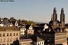 Zurich's cityscape