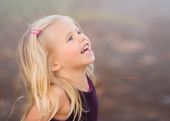 Laughing Little Girl (Edie Layland) Tags: