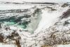 Islanda-226 (msmfrr) Tags: ghiaccio ice gullfoss bruarfoss panorama landscape islanda iceland neve snow cascata waterfall paesaggio roccia acqua
