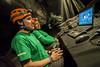 Commanding the rover (europeanastronauttraining) Tags: pangaea astronaut training geology geological field planetary analogue exploration volcanism lanzarote dfki entern