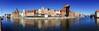 Gdańsk Skyline Panorama (FH | Photography) Tags: polen pommern danzig panorama tag mottlau skyline pano krantor altstadt häuser gebäude hafen fluss wasser himmel blau promenade gdansk ufer tourismus wahrzeichen sehenswürdigkeit stadt geschichte