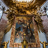 Martyrdom of Saint Andrew (Lawrence OP) Tags: andrew saints apostle martyr martyrdom saltire cross quirinale santandrea church rome painting guillaumecourtois