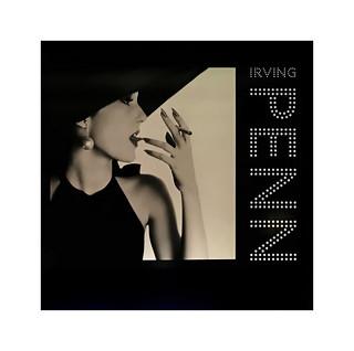 Affiche Expo Irving Penn