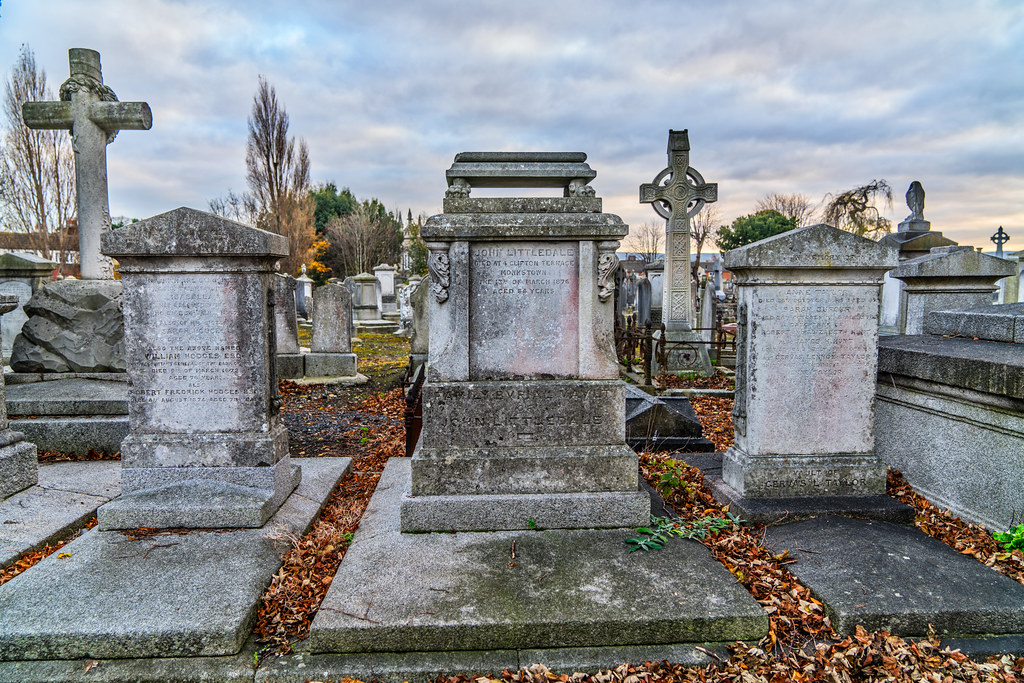 MOUNT JEROME CEMETERY IS AN INTERESTING PLACE TO VISIT [IT CLOSES AT 4PM]-134314