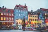 Nyhavn. (www.juliadavilalampe.com) Tags: snow denmark danmark copenhagen winter tourist