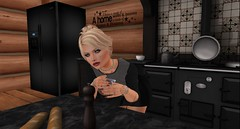 Coffee (savrainsings) Tags: catwa chicmoda letre