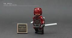 The Devil (The Ka. Lor Project) Tags: custom superhero minifigure marvel dc