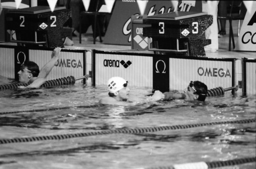 162 Swimming_EM_1987 Strasbourg