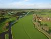 Zaanstad-Heemskerk-De Kil (3) (de kist) Tags: kap nederland thenetherlands zaanstad assendelft heemskerk dekil crommenije wijkermeer wijkermeerpolder assendelver zeedijk groenedijk aerial luchtfoto aerialphotography luchtfotografie