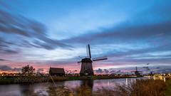 "Mills at Zeswielen in Alkmaar, the Netherlands • <a style=""font-size:0.8em;"" href=""http://www.flickr.com/photos/125767964@N08/26722123569/"" target=""_blank"">View on Flickr</a>"