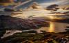 Ben A'an sunset - Scotland 2017 (scamart1st) Tags: mountain trossachs katrine ben aan nikon sunset d750 24 120 clouds rugged calm scotland