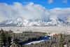 Grand Teton Veils from Snake River Overlook (DigitalSmith) Tags: grandtetonnationalpark tetons mountains