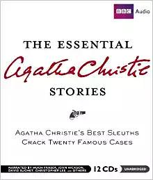 Agatha Christie book fan photo