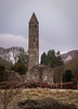 The Round Tower at.. (Tony Brierton) Tags: cowicklow glendalough roundtower