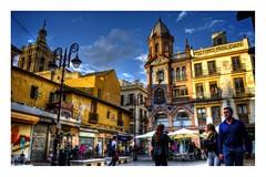 Plaza Jesus de la Pasion - Sevilla (mgarciac1965) Tags: calle plaza sevilla seville andalucía andalucia andalusia españa spain spagne siviglia