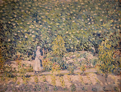 Frederick Frieseke - In the Garden - Giverny, 1905 at New Orleans Museum of Art - New Orleans LA (mbell1975) Tags: neworleans louisiana unitedstates us frederick frieseke in garden giverny 1905 new orleans museum art la noma museo musée musee muzeum museu musum müze museet finearts fine arts gallery gallerie beauxarts beaux galleria painting impression impressionist impressionism