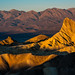 Early Morning at Death Valley's Zabriski Point