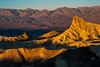 Early Morning at Death Valley's Zabriski Point (Beau Rogers) Tags: california deathvalley nationalpark desert sunrise zabriskipoint morning goldenhour