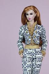Nu Face Eden Trouble (Regina&Galiana) Tags: fashionroyalty nuface eden trouble integritytoys doll fashion outfit ooak