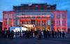 Opernball heute in Leipzig (ingrid eulenfan) Tags: leipzig oper opernball event prominente celebrity opera porsche