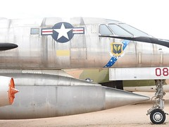 "Convair B-58A Hustler 5 • <a style=""font-size:0.8em;"" href=""http://www.flickr.com/photos/81723459@N04/37549387054/"" target=""_blank"">View on Flickr</a>"