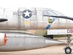 "Convair B-58A Hustler 5 • <a style=""font-size:0.8em;"" href=""http://www.flickr.com/photos/81723459@N04/37549387054/"" target=""_blank"">View on Flickr</a>"