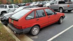 Chevrolet Nova (Dave* Seven One) Tags: chevrolet nova chevroletnova toyota corolla economy economycar fwd classic 1980s dailydriver