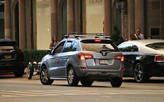 Renault Koleos (SPV Automotive) Tags: renault koleos crossover suv car blue