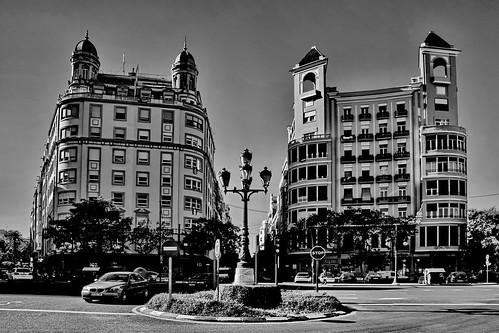 Valencia, Plaza de América