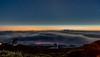 GTC (López Pablo) Tags: telescope cloud sunset landscape lapalma canaryislands spain blue orange nikon d90