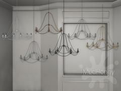 mudhoney tula chandeliers ad (rayvnhynes) Tags: mudhoney ultra