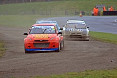 J78A0935 (M0JRA) Tags: rally cross cars racing tracks grass roads woods british people spectators croft raceways