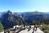 Observation Point (H. P. Filho) Tags: dslr apsc canoneosrebelt5i canonefs1018mmf4556isstm digitalphotoprofessional cropped yosemite glacierpoint california people mountains rocks trees faved 2fav 50view 3fav 100view 250view 5fav 500view 1000view getty